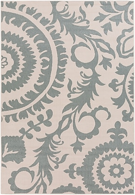 Surya Alfresco ALF9614-3656 Machine Made Rug, 3'6
