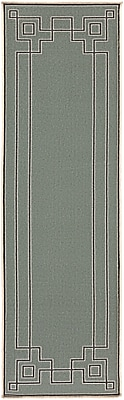Surya Alfresco ALF9632-23119 Machine Made Rug, 2'3
