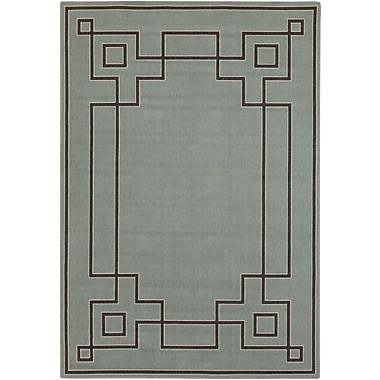 Surya Alfresco ALF9632-69 Machine Made Rug, 6' x 9' Rectangle