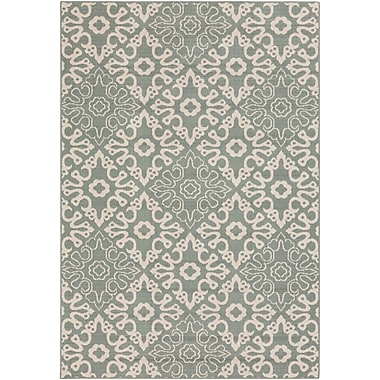 Surya Alfresco ALF9634-5376 Machine Made Rug, 5'3
