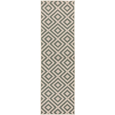 Surya Alfresco ALF9638-2346 Machine Made Rug, 2'3