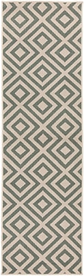 Surya Alfresco ALF9638-23119 Machine Made Rug, 2'3