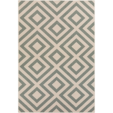 Surya Alfresco ALF9638-3656 Machine Made Rug, 3'6