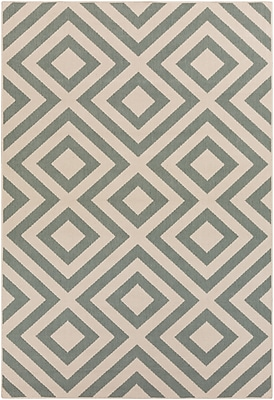 Surya Alfresco ALF9638-89129 Machine Made Rug, 8'9
