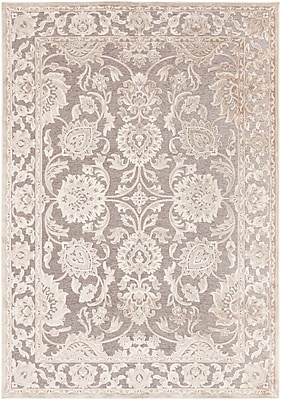 Surya Basilica BSL7211-5276 Machine Made Rug, 5'2