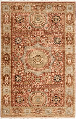 Surya Cambridge CMB8008-23 Hand Knotted Rug, 2' x 3' Rectangle