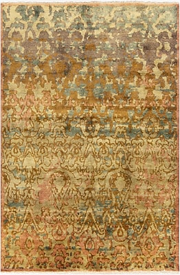 Surya Cheshire CSH6000-23 Hand Knotted Rug, 2' x 3' Rectangle