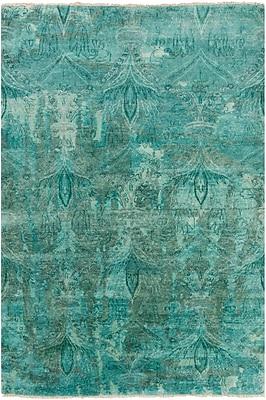 "Surya Cheshire CSH6003-5686 Hand Knotted Rug, 5'6"" x 8'6"" Rectangle"