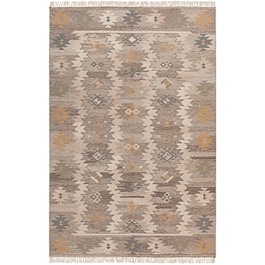 Surya Jewel Tone II JTII2047-58 Hand Woven Rug, 5' x 8' Rectangle