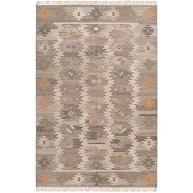 Surya Jewel Tone II JTII2047-23 Hand Woven Rug, 2' x 3' Rectangle