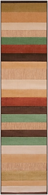 Surya Portera PRT1003-26710 Machine Made Rug, 2'6