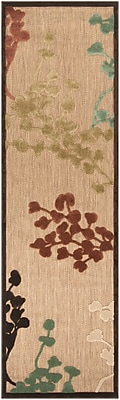 Surya Portera PRT1011-26710 Machine Made Rug, 2'6