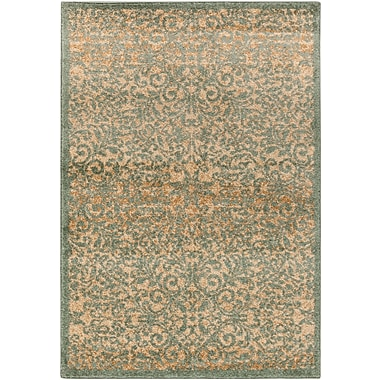 Surya Tatil TTL1017-76106 Machine Made Rug, 7'6