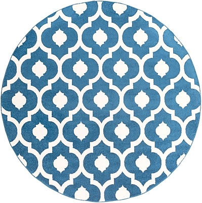 Surya Horizon HRZ1102-710RD Machine Made Rug, 7'10