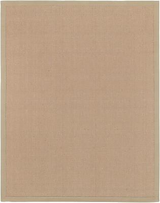 Surya Soho Beige Hand Woven Rug, 8' x 10' Rectangle