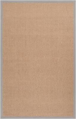 Surya Soho TAUPE Hand Woven Rug, 8' x 10' Rectangle