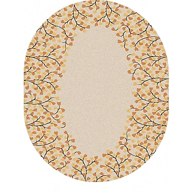 Surya Athena ATH5118-810OV Hand Tufted Rug, 8' x 10' Oval