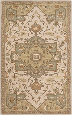 Surya Caesar CAE1143-312 Hand Tufted Rug, 3' x 12' Rectangle
