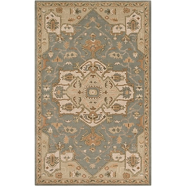 Surya Caesar CAE1144-1215 Hand Tufted Rug, 12' x 15' Rectangle