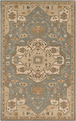 Surya Caesar CAE1144-58 Hand Tufted Rug, 5' x 8' Rectangle
