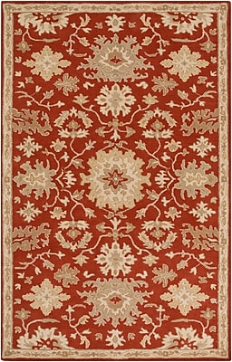 Surya Caesar CAE1148-69 Hand Tufted Rug, 6' x 9' Rectangle
