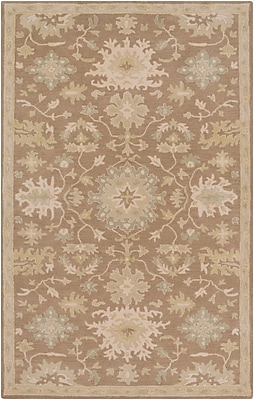 Surya Caesar CAE1149-58 Hand Tufted Rug, 5' x 8' Rectangle