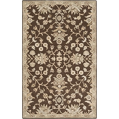 Surya Caesar CAE1150-24HM-HM Hand Tufted Rug, 2' x 4' Rectangle