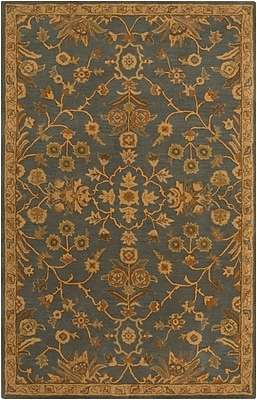 Surya Caesar CAE1153-8SQ-SQ Hand Tufted Rug, 8' Rectangle