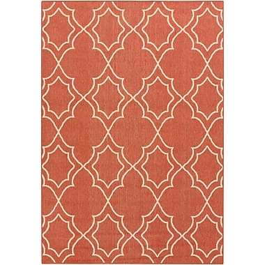 Surya Alfresco ALF9591-76109 Machine Made Rug, 7'6