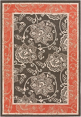 Surya Alfresco ALF9592-89129 Machine Made Rug, 8'9