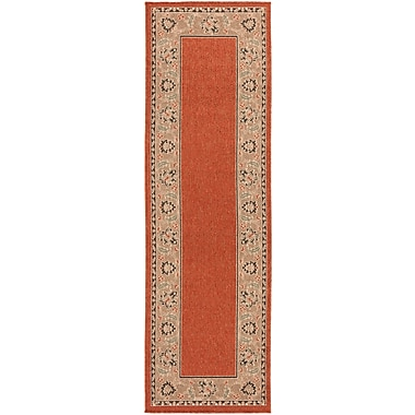 Surya Alfresco ALF9598-2346 Machine Made Rug, 2'3