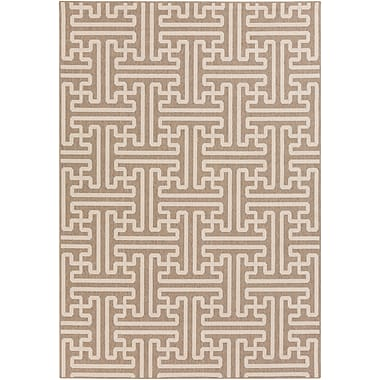 Surya Alfresco ALF9599-69 Machine Made Rug, 6' x 9' Rectangle