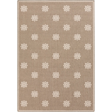 Surya Alfresco ALF9607-69 Machine Made Rug, 6' x 9' Rectangle