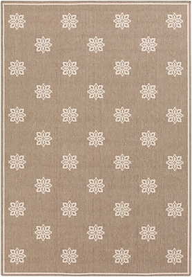 Surya Alfresco ALF9607-3656 Machine Made Rug, 3'6
