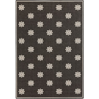 Surya Alfresco ALF9608-69 Machine Made Rug, 6' x 9' Rectangle