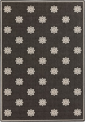Surya Alfresco ALF9608-76109 Machine Made Rug, 7'6