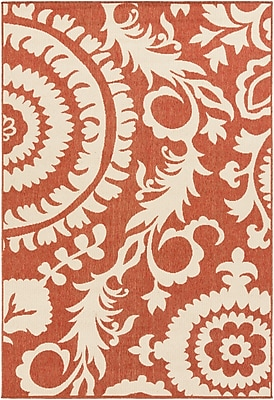Surya Alfresco ALF9613-3656 Machine Made Rug, 3'6