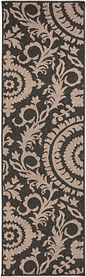 Surya Alfresco ALF9615-2346 Machine Made Rug, 2'3