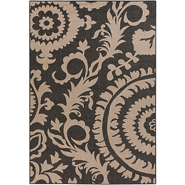 Surya Alfresco ALF9615-69 Machine Made Rug, 6' x 9' Rectangle