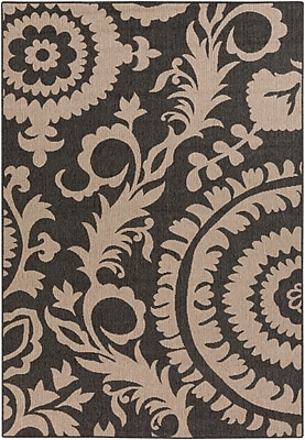 Surya Alfresco ALF9615-3656 Machine Made Rug, 3'6