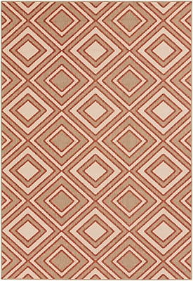 Surya Alfresco ALF9618-5376 Machine Made Rug, 5'3