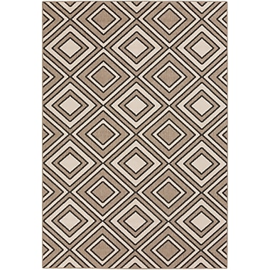 Surya Alfresco ALF9619-5376 Machine Made Rug, 5'3