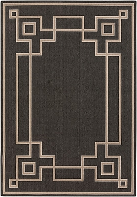 Surya Alfresco ALF9630-5376 Machine Made Rug, 5'3