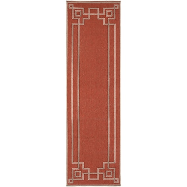Surya Alfresco ALF9631-2346 Machine Made Rug, 2'3