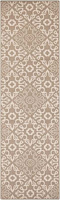 Surya Alfresco ALF9635-23119 Machine Made Rug, 2'3