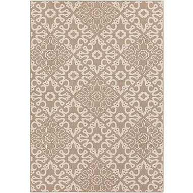 Surya Alfresco ALF9635-69 Machine Made Rug, 6' x 9' Rectangle