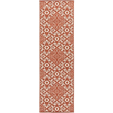 Surya Alfresco ALF9636-23119 Machine Made Rug, 2'3