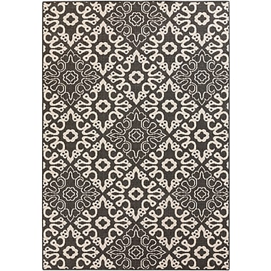Surya Alfresco ALF9637-5376 Machine Made Rug, 5'3
