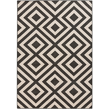 Surya Alfresco ALF9639-69 Machine Made Rug, 6' x 9' Rectangle