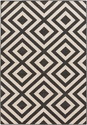 Surya Alfresco ALF9639-5376 Machine Made Rug, 5'3